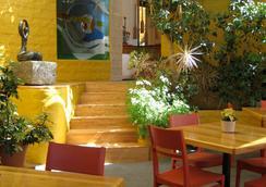 Casa en el Campo Hotel & Spa - 모렐리아 - 레스토랑