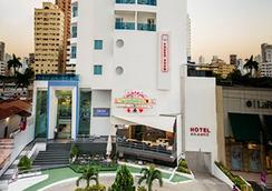 Atlantic Lux Hotel - 카르타헤나 - 건물