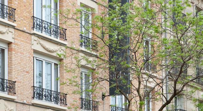 호텔 몽트파르나세 알레시아 - 파리 - 건물