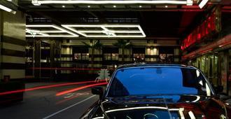 더 사보이, 페어몬트 매니지드 호텔 - 런던 - 건물
