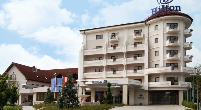 팰리스 둠브라바 호텔 - 시비우 - 건물