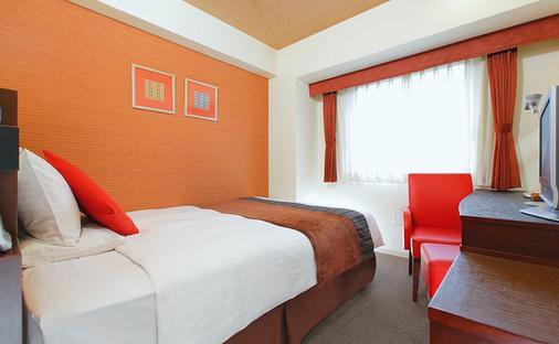 호텔 마이스테이스 후쿠오카-텐진-미나미 - 후쿠오카 - 침실