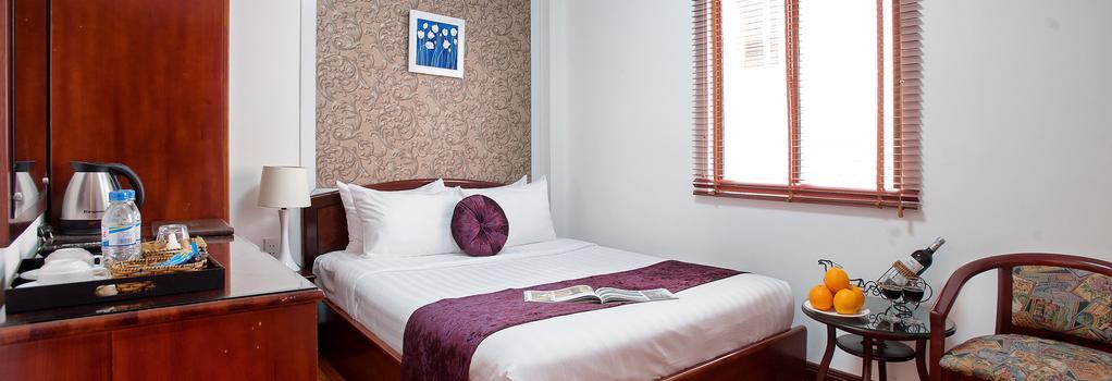 파빌리온 호텔 - 호치민 - 침실