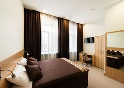 Center Hotel - 상트페테르부르크 - 침실