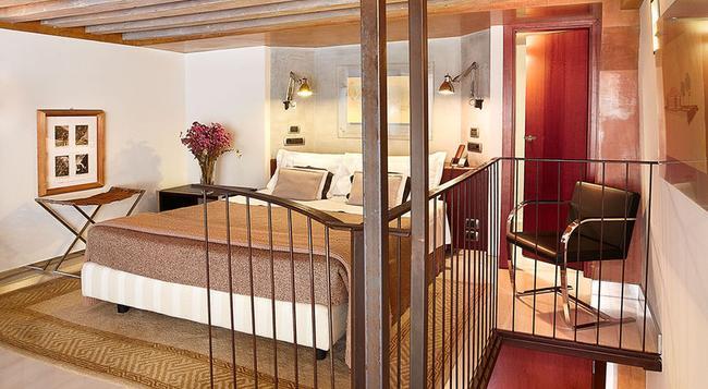 카 피자니 호텔 - 베네치아 - 침실