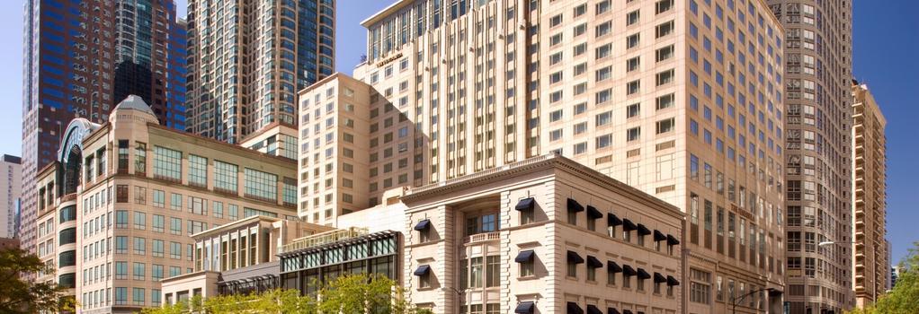 더 페닌술라 시카고 - 시카고 - 건물