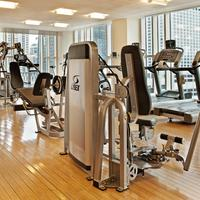 더 페닌술라 시카고 Fitness Centre, The Peninsula Spa