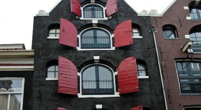 Crown Bed And Breakfast Amsterdam - 암스테르담 - 건물