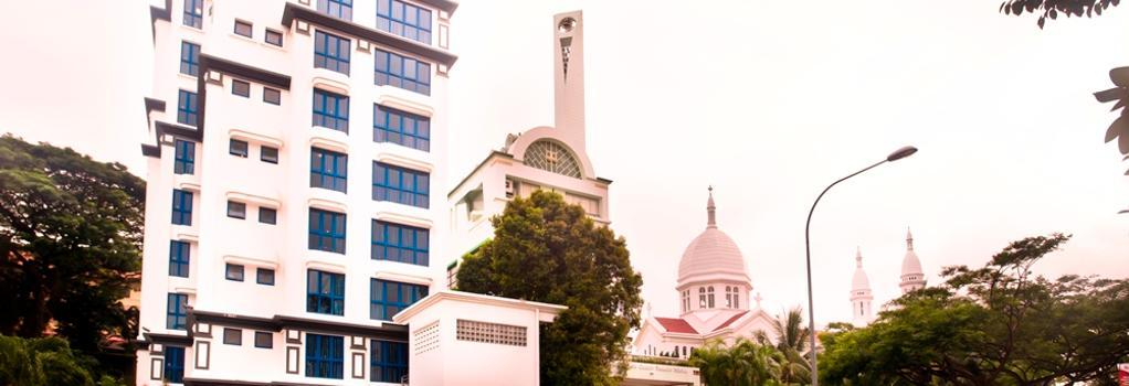 하버 빌 호텔 - 싱가포르 - 건물