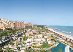 Apartamentos Turísticos Marina d'Or 2 Línea - Oropesa del Mar - 해변