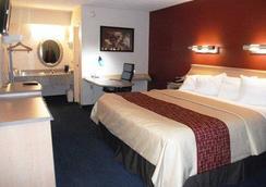 로드웨이 인 포트 웨인 호텔 - 포트웨인 - 침실