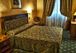 Hotel Cilicia - 로마 - 침실