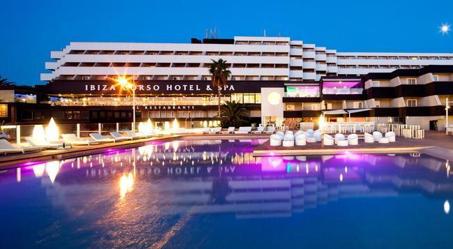 이비자 코르소 호텔 앤드 스파 - 이비사 - 건물