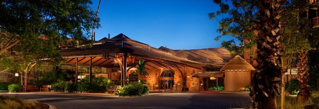 Disney's Animal Kingdom Villas - Kidani Village - 레이크부에나비스타 - 건물