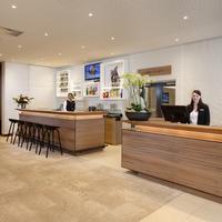 소랏 호텔 작스 뉘른베르크 Lobby bar and reception