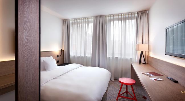 소랏 호텔 작스 뉘른베르크 - 뉘른베르크 - 침실