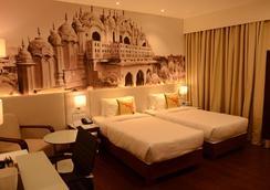 리젠타 센트럴 자이푸르 호텔 - 자이푸르 - 침실