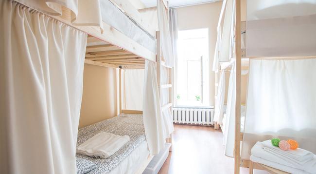 Hostels Rus na Vosstaniya - 상트페테르부르크 - 침실