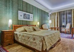 Hotel Wentzl - 크라쿠프 - 침실