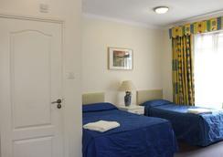 그랜트리 호텔 - 런던 - 침실