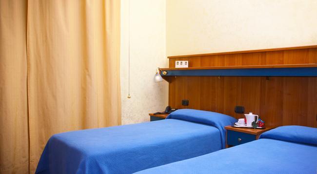 호텔 트레 스텔레 - 로마 - 침실