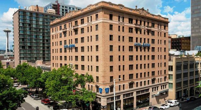 호텔 앤드라 - 시애틀 - 건물