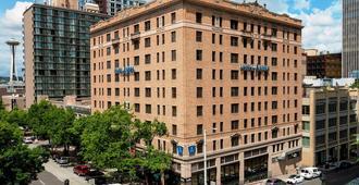 호텔 안드라 - 시애틀 - 건물