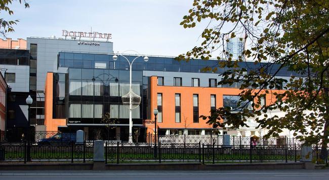 더블트리 바이 힐튼 에카테린버그 시내 - Ekaterinburg - 건물