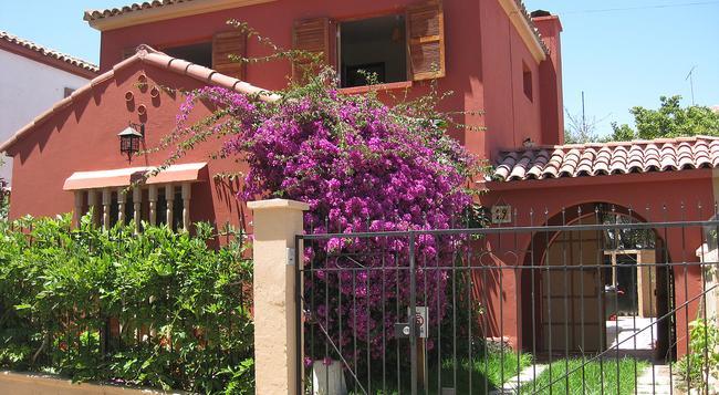 Hostal El Arbol - 라세레나 - 건물