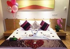 르 애플 부티크 호텔 KLCC - 쿠알라룸푸르 - 침실