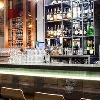 호텔 드 할렌 Hotel Bar