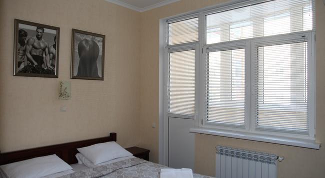 Irishotels - 키예프 - 침실