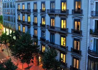 알마 호텔 GL 바르셀로나