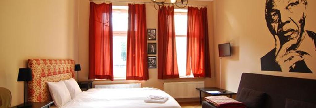 Nobel Suites - 크라쿠프 - 침실