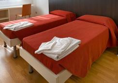 호텔 셰어링 - 토리노 - 침실