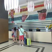 호텔 마리나 d'오르 3 Reception
