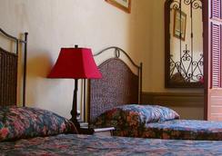 Boutique Hotel Belgica - 폰세 - 침실