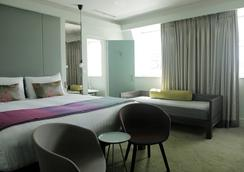 아버 하이드 파크 호텔 - 런던 - 침실