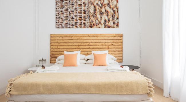 Cami Bed & Gallery - 바르셀로나 - 침실