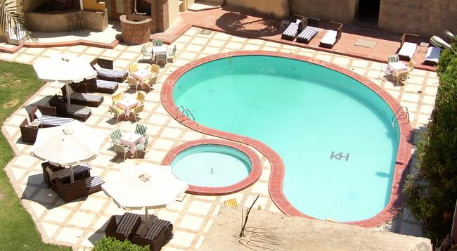 카르낙 호텔 - Luxor - 수영장