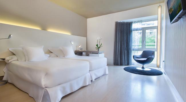 호텔 바르셀로 코스타 바스카 - 산세바스티안 - 침실