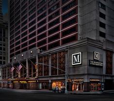 더 맨하탄 호텔 앳 타임스 스퀘어