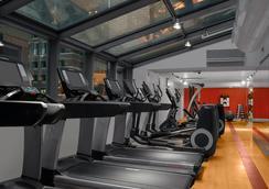 더 맨하탄 호텔 앳 타임스 스퀘어 - 뉴욕 - 체육관