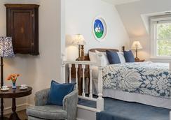 Cheshire Cat Inn - 샌타바버라 - 침실
