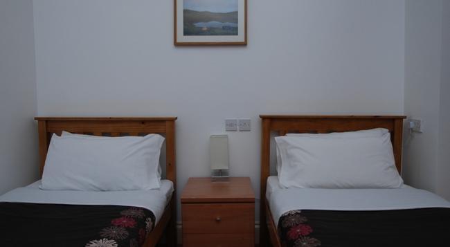 더 게이트웨이 호텔 - 런던 - 침실