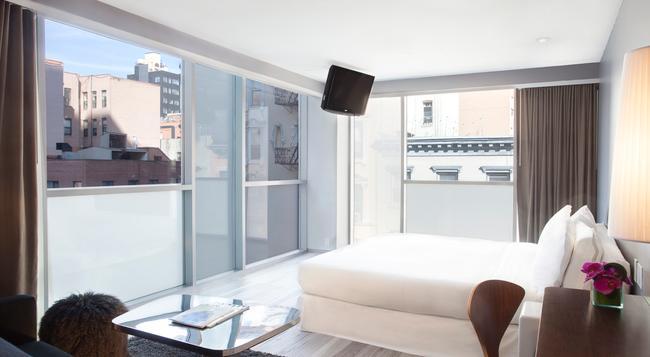 호텔 온 리빙턴 - 뉴욕 - 침실