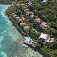 Point Pleasant Resort Aerial View