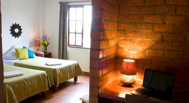 Casa de Baraybar - 리마 - 침실