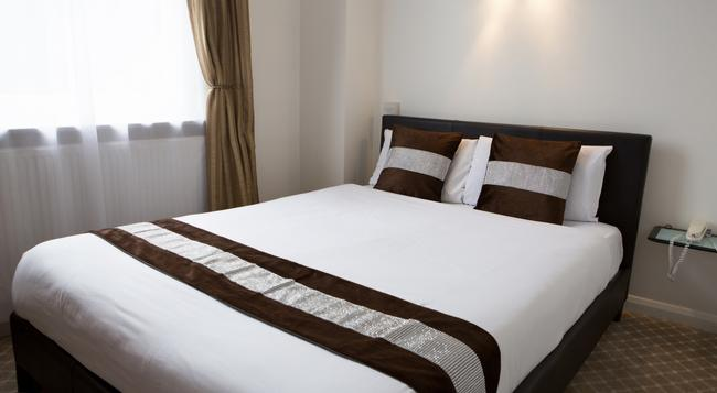 Aspen Apartments - 런던 - 침실