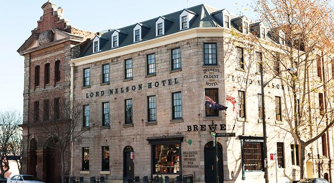 Lord Nelson Brewery Hotel - 시드니 - 건물
